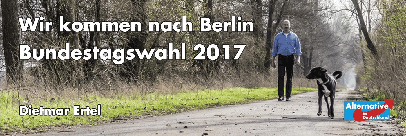 Wir kommen nach Berlin